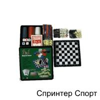 Magnetic Board Набор игр 7 в 1