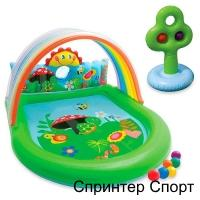 Игровой центр-бассейн COUNTRYSIDE 57421